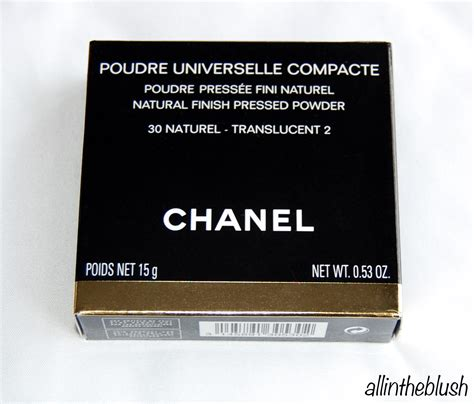 Harga Chanel Poudre Universelle Compacte chanel poudre universelle compacte all in the blush