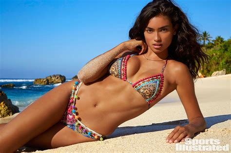 Tall Kitchen Islands by Kelly Gale Si Swimsuit 2017 Rookie Reveal Si Com