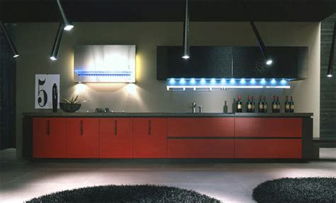 kitchen led lighting ideas light up your kitchen with leds from complete green