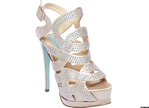 Wedding Shoes Betsey Johnson by Betsey Johnson S Bridal Shoe Collection To Debut On Zappos