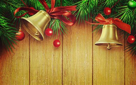 christmas jingle bells red balls song wallpaper