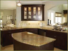 Kitchen Cabinet Refinishing Ideas Kitchen Cabinet Refacing Ideas Home Design Ideas