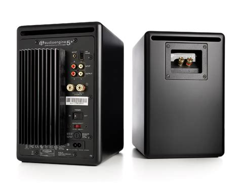 how do i hook up audioengine a5 speakers to my pc