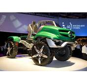 Mercedes New Unimog Concept  Unimog&174 Shop