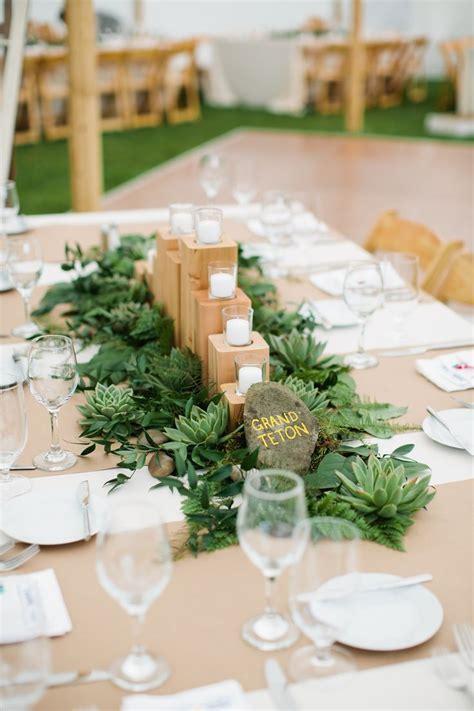 Fern and Succulent Centerpieces   DIY in 2019   Succulent