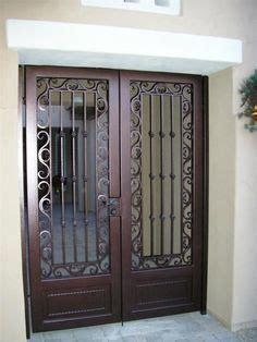 images  front gate  pinterest iron doors