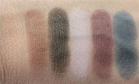 nyx matte eyeshadow swatches nyx matte shadows for summer 2012 swatches photos