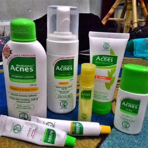 Sabun Wajah Acnes inongsomniac review produk mentholatum acnes acnes treatment series dan pengalaman dengan