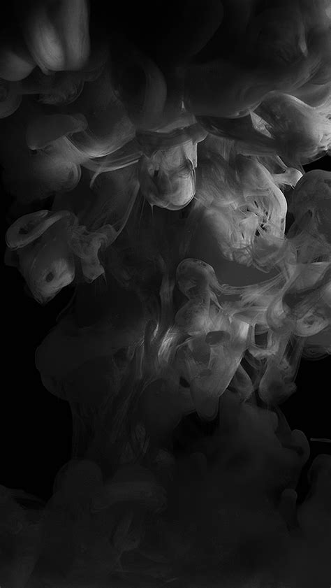 wallpaper for iphone 5 smoke art