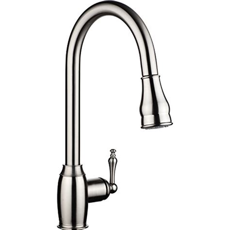 magnetic kitchen faucet ph7 194 174 we7003 1 hole brass 360 degree pull down kitchen