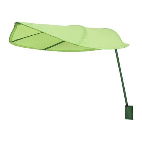 ikea leaf ikea bed canopy decor green leaf new