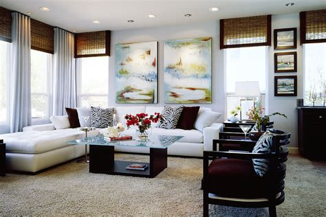 inspired modern family room before and after san