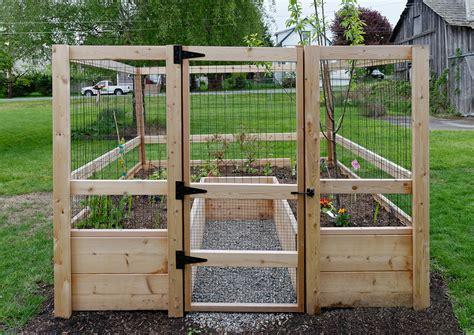 Vegetable Garden Photo Gallery Gardens To Gro Deer Proof Vegetable Garden