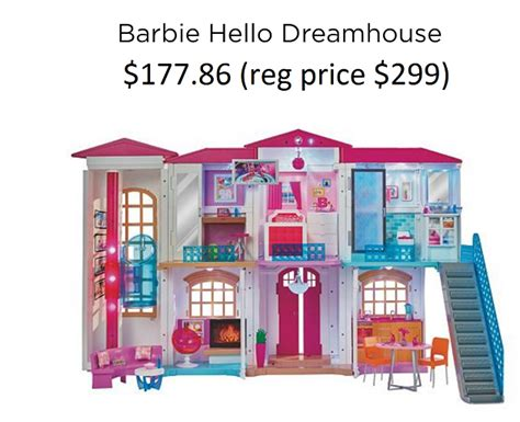 amazon barbie dream house amazon com barbie hello dreamhouse best free home design idea inspiration