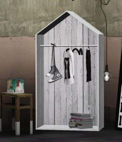Paket Pot N Hanging For Window N Stand 3 In 1 my sims 3 hanging clothes wardrobe set by the77sims3