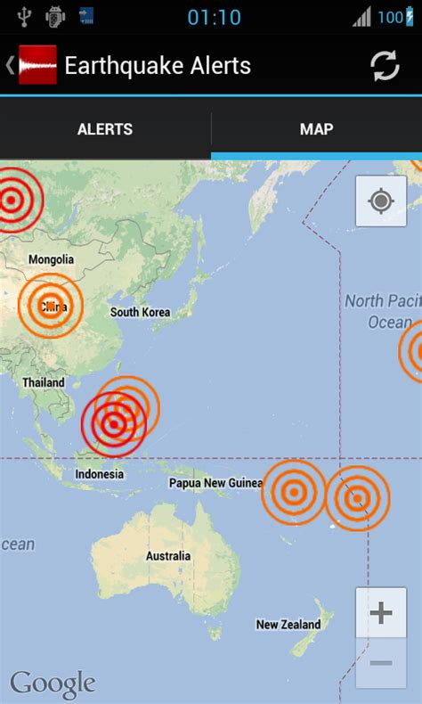 earthquake app can these 5 android earthquake apps prepare you for an