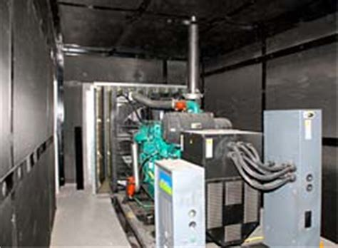 noise reduction for rooms gensets power generator enclosures soundproofing solutions