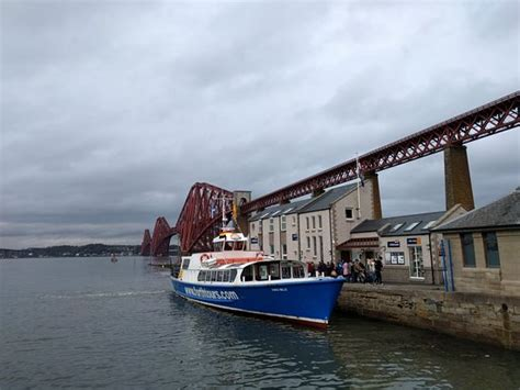queensferry ferry boat forth belle inchcolm island picture of forth boat