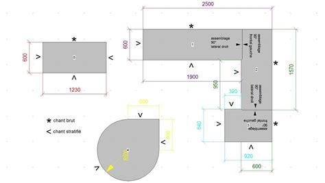 Hauteur Plan De Travail Cuisine by Hauteur Plan De Travail Cuisine Standard 14723 Sprint Co