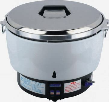 Rice Cooker Gas 10 Liter gas rice cooker 10 liter with cast aluminum innerpot by songyi gas electrical appliances co
