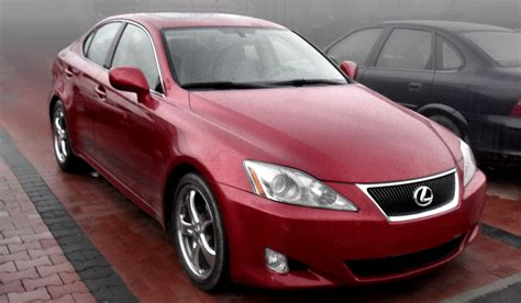 red lexus 2008 lexus is 250 2010 red www pixshark com images