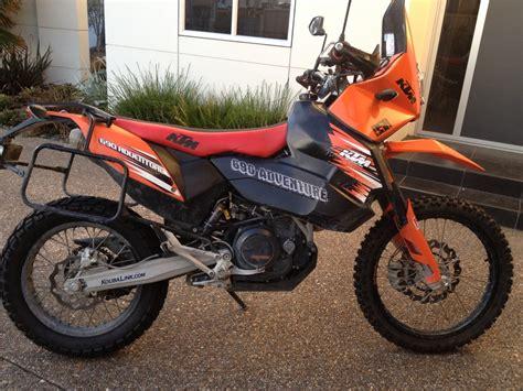 Ktm 690 Adv My Ktm 690 Adventure Adventure Rider