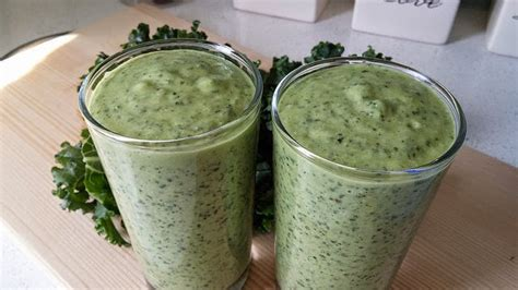 Kale Thc Detox by Hemp Kale And Avocado Smoothie Recipe Humans Are Free
