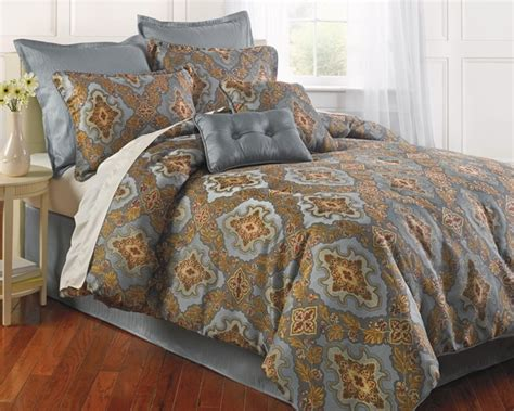 belks bedding sets home accents 174 obesque 8 pc comforter set belk belk