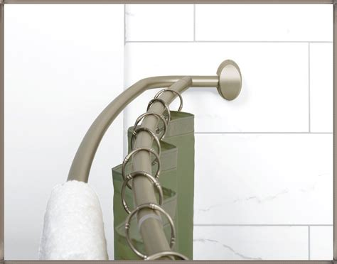 bed bath and beyond shower curtain rod curtain rods bed bath and beyond curtain best material of