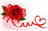 Résultat d'image pour image st valentin fleur