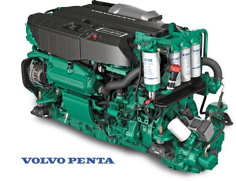 volvo penta marine engine r k marine the power boats river hamble