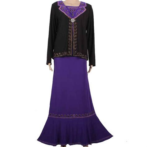 Dress Gamis Muslim Fatin Set Islamic Clothing For Muslim Abaya Dress Two