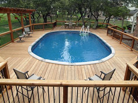 country style pools country style oval above ground pools pools for home