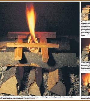 come accendere il camino accendere il fuoco dall alto per inquinare meno fiemme