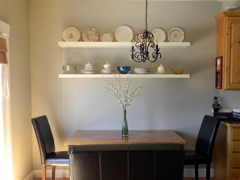 dining room shelves great ideas decorating solutions 4