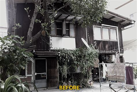an amazing before and after house renovation living asean