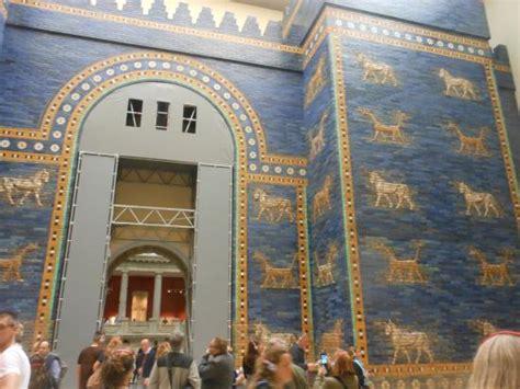 le porte di babilonia porta di ishtar di babilonia picture of pergamon museum