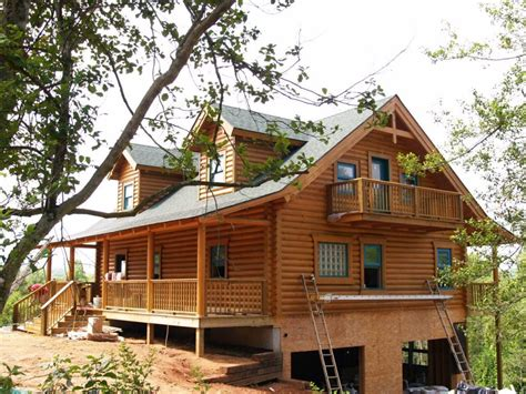 amazing small log cabins  sale  nc  home plans design