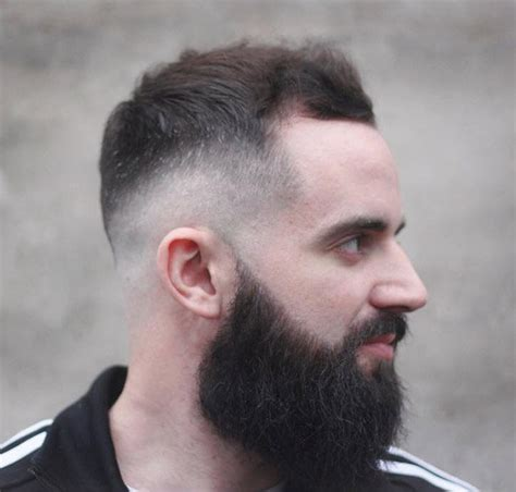 best styles for the receding hair line innatural hair 35 flattering hairstyles for men with receding hairlines