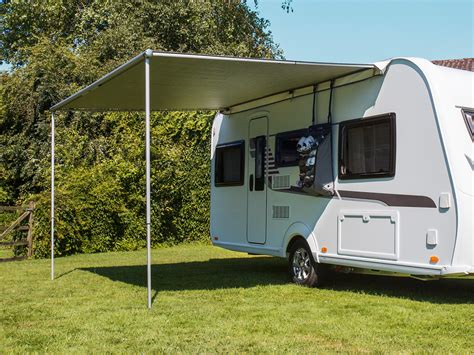 Omnistor Awnings For Motorhomes by Thule Omnistor 1200 Caravan Awning Canopy 2017 Model 2 30m X 2 20m Mystic Grey 163 313 51