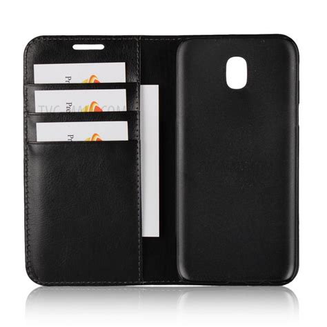 Casing Samsung Galaxy J5 2017 J5 Pro X6069 wallet genuine leather cover casing stand for