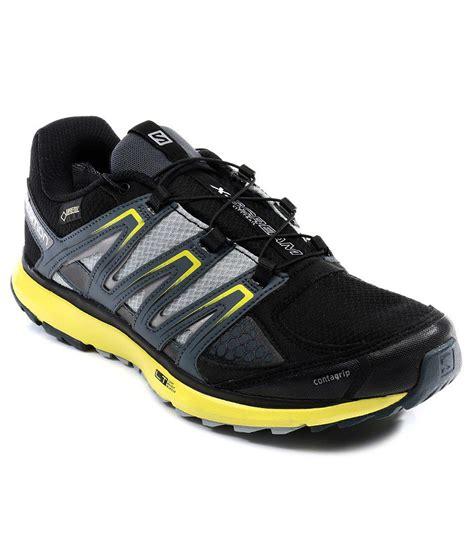 sport shoes salomon salomon x scream gtx black sport shoes price in india buy