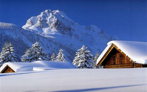 Winter Cabin 1440x900 Winter Cabin Desktop Pc And Mac Wallpaper