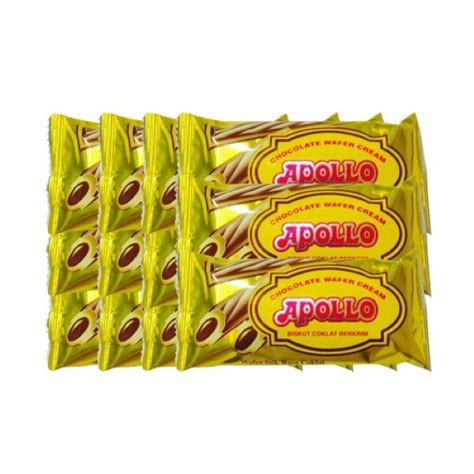 Apollo Wafer by Apollo Chocolate Wafer Item No E04 End 4 26 2019 9 05 Pm