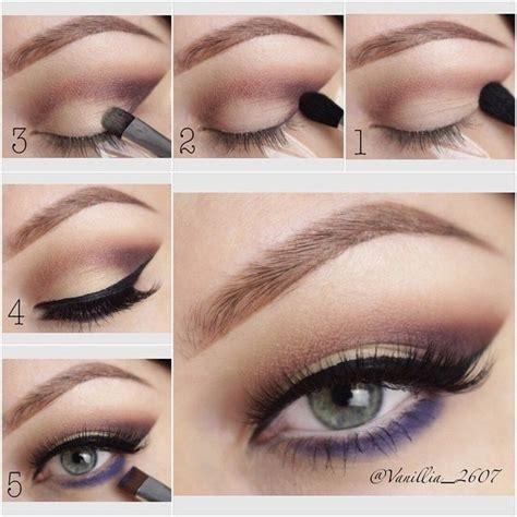 tutorial make up ochi caprui poze machiaj pas cu pas beauty revealed