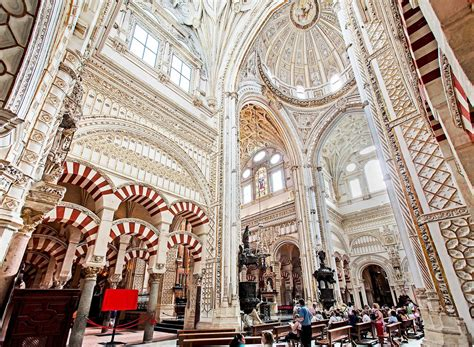 Mosque Floor Plan by Mosque Cathedral Of C 243 Rdoba Cordoba Spain The