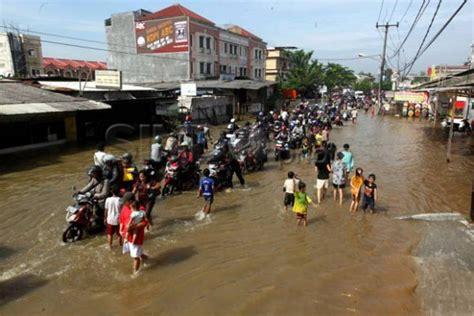 membuat npwp di kota tangerang diguyur hujan deras 2 lokasi di kota tangerang terendam