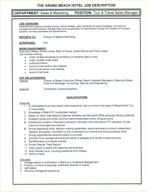 front desk description for resume 8 front desk description invoice template
