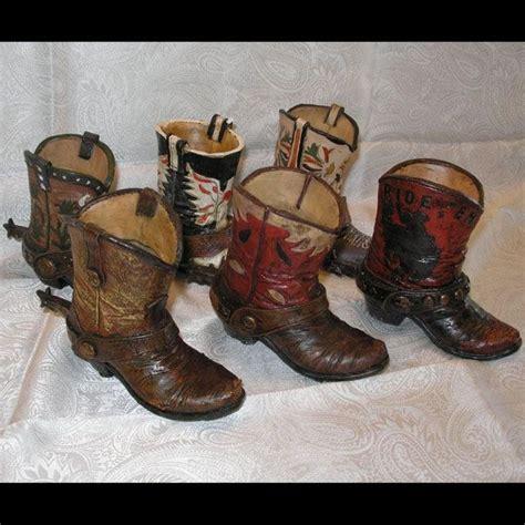 cowboy boot vases   Vow renewal someday?   Pinterest