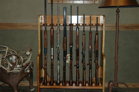 Building Gun Cabinet Plans